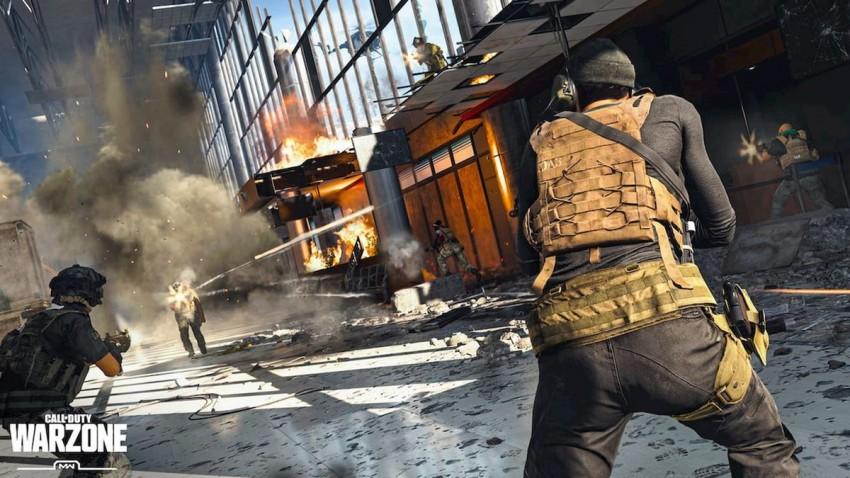 Call of Duty: Warzone Hile Yapanlara Göz Açtırmayacak