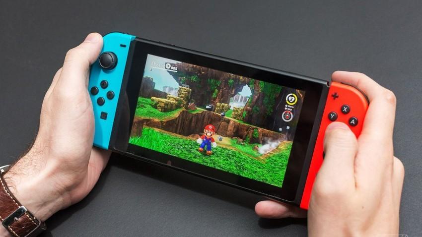 Nintendo Switch Yazılım Güncellemesi