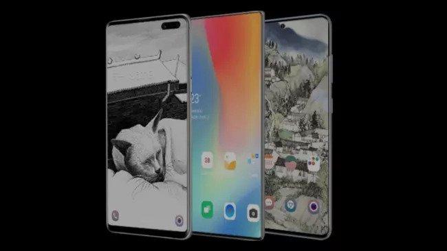 Samsung Galaxy Note 20 Tasarımı