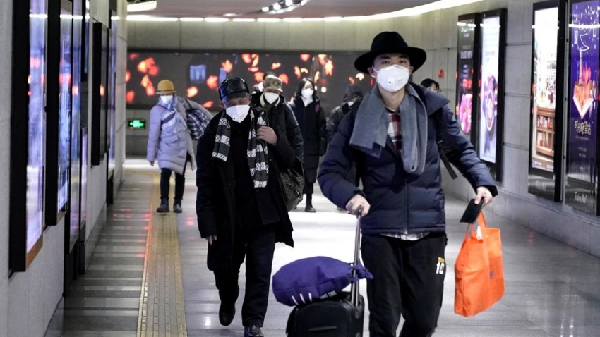 Virüsle Enfekte Olanlar 406 Kişiye Bulaştırabiliyor