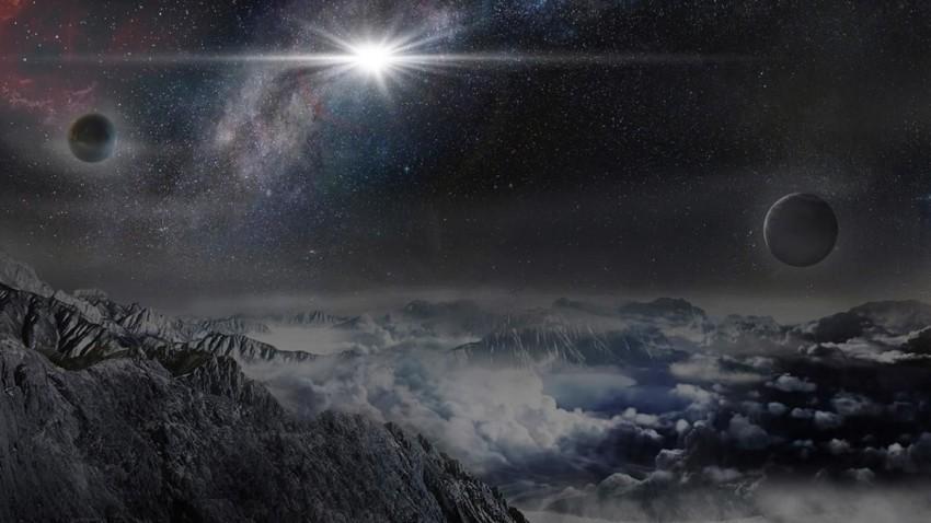 Şimdiye Kadarki En Büyük Yıldız Patlaması Kaydedildi