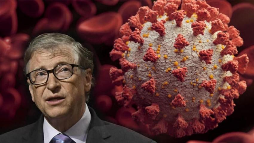 Gates Vakfı Koronayla Mücadele için 250 Milyon Dolar Sözü Verdi