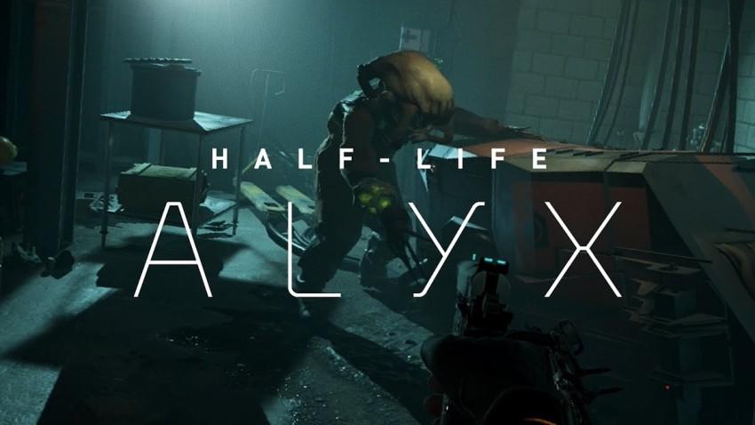 Half-Life:Alyx Artık Fare ve Klavye ile de Oynanabiliyor