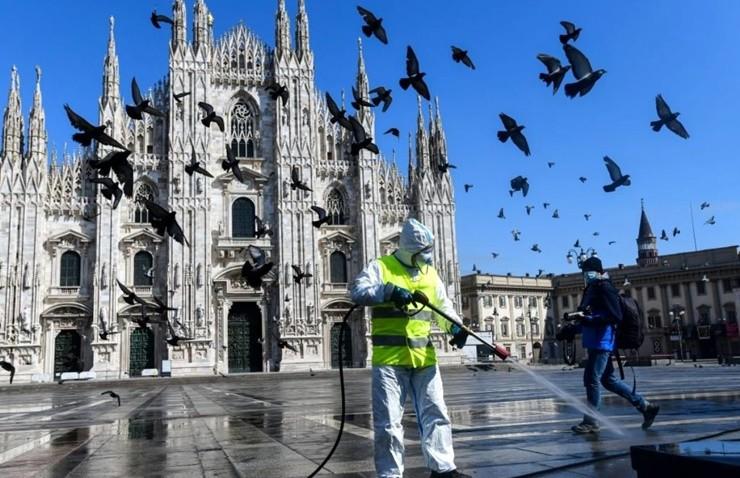 İtalya 2. Aşama Tedbirler için Hazırlık Yapıyor