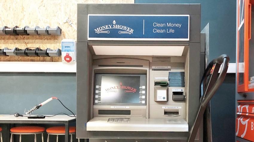 Kağıt Para Temizleyen ATM Geliştirildi