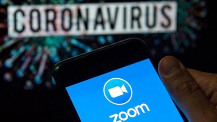 Koronavirüs Etkisiyle Zoom Kullanıcı Sayısı %50 Arttı