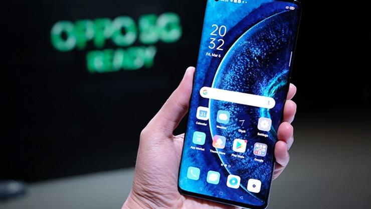 OPPO 5G Uyumlu 2 Yeni Modeli TENAA'da Yer Aldı