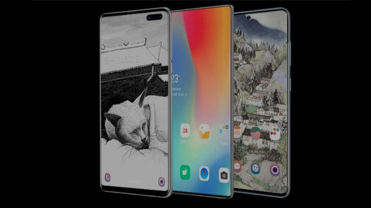 Galaxy Note 20 Gorseli Galaxy Store'da Paylaşıldı