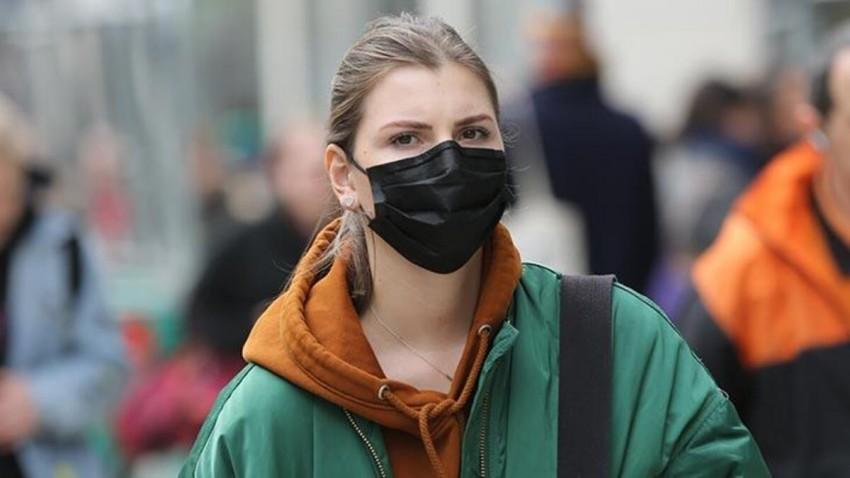 Siyah Maske Coronoya Karsi Etkili Degil