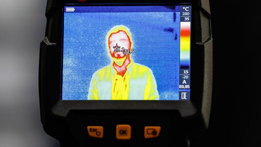 Termal Kamera Satışları 3 Katına Çıktı