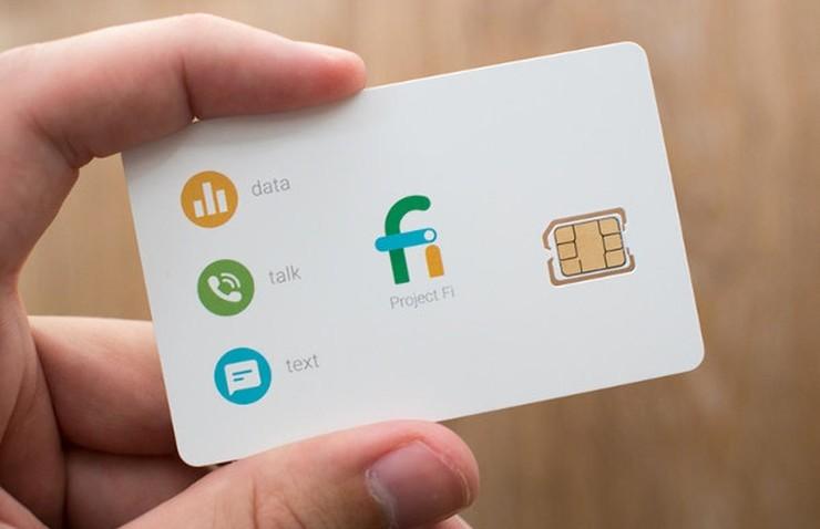 Google Fi Ücretsiz Veri Artışı