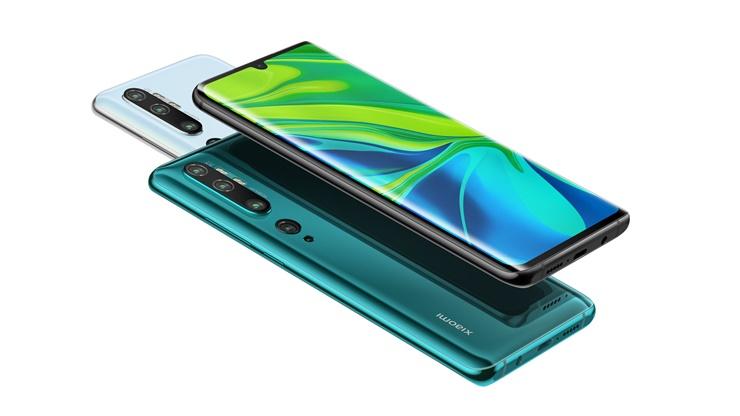 Xiaomi Mi Note 10 Pro Türkiye Fiyatı İndirildi