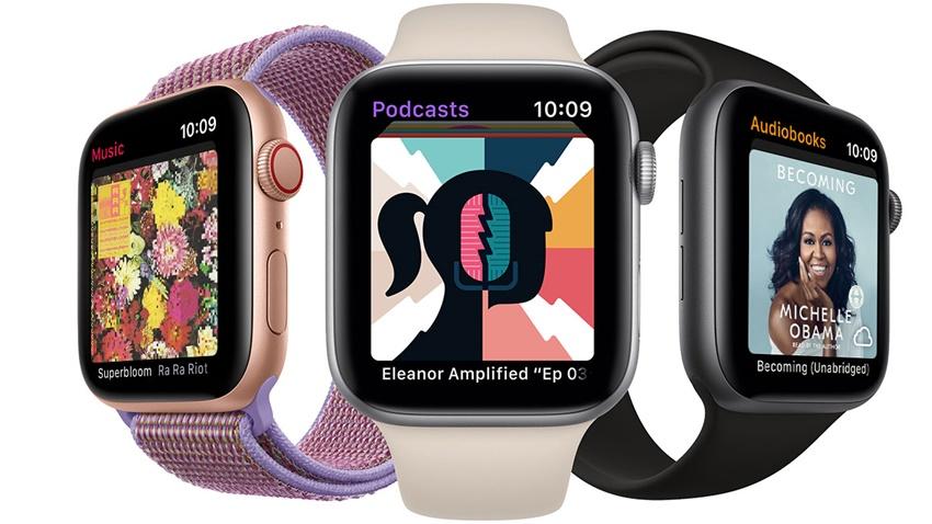 Yeni Nesil Apple Watch
