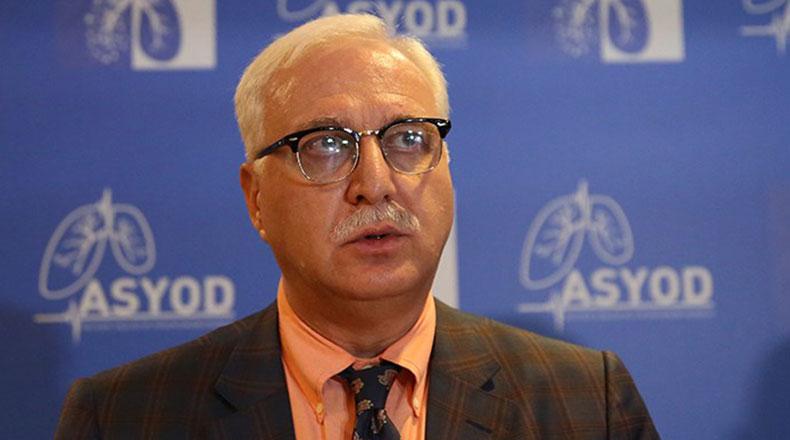 Bilim Kurulu Üyesi Prof Dr Tevfik Özlü 2