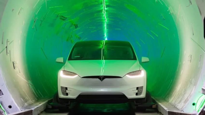 Elon Musk Boring Company 1