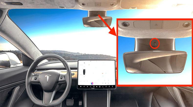 Tesla Görüntülü Görüşme Özelliği 2