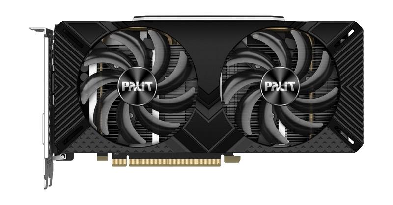 Palit RTX2060 Super Dual 8GB 256Bit GDDR6