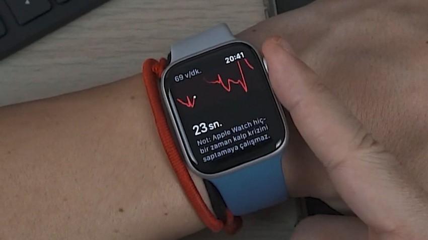 Apple Watch Sağlık Çalışanlarının Fark Edemediği Hastalığı Tespit Etti!