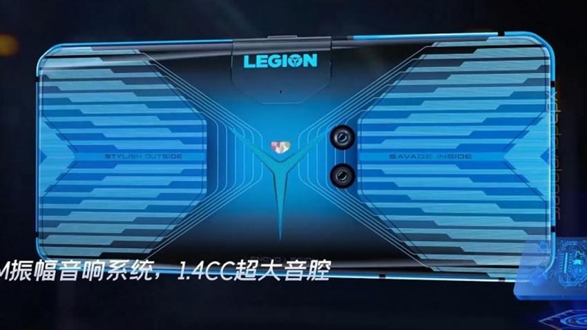 Lenovo Legion Alışılmışın Dışında Bir Tasarımla Gelecek