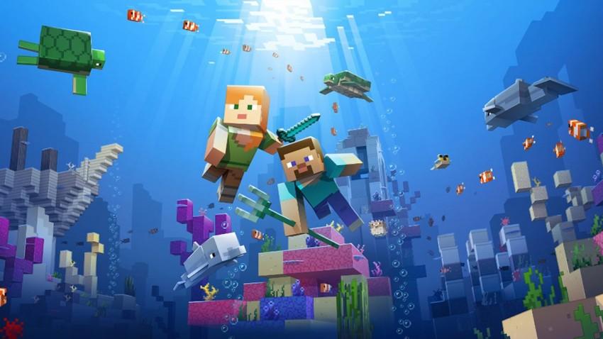 Minecraft Rekorlar Kırmaya Devam Ediyor