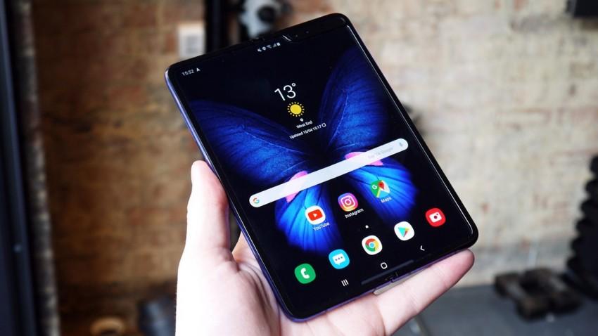 Samsung Galaxy Fold 2 Seri Üretim Aşamasına Girmiş Olabilir