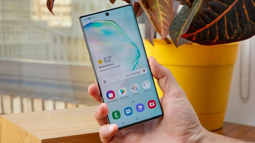 Samsung Galaxy Note 20 Durum Göstergesi ile Gelecek