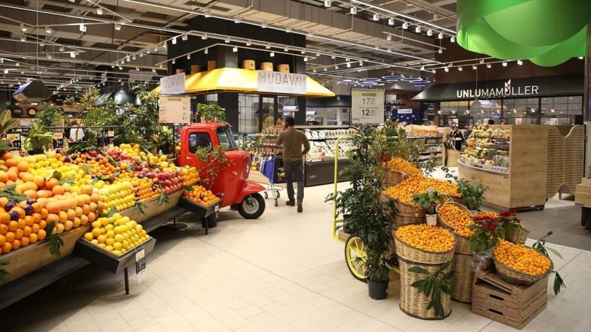 Sanal Marketler Yüzde 251 Büyüdü
