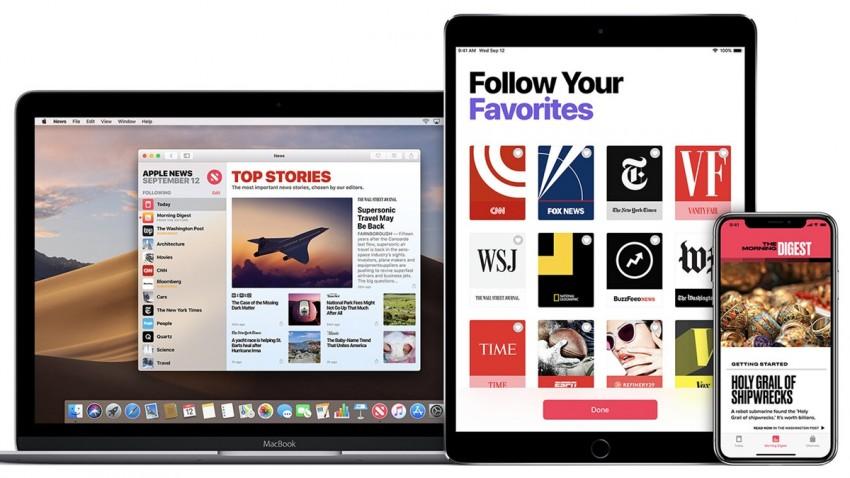 Apple News 125 Milyon Aktif Kullanıcı Sayısına Ulaştı