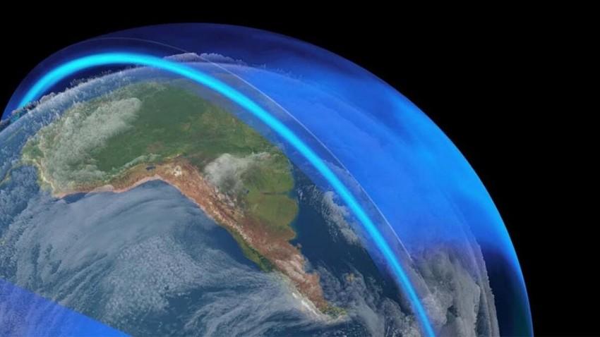 Dünyanın En Buyuk Ozon Tabakası Deliği 1 Milyon Kare Km Kapandı