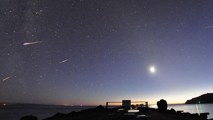 Eta Aquarids Meteor Yagmuru 5-6 Mayis'da Gozlenebilecek