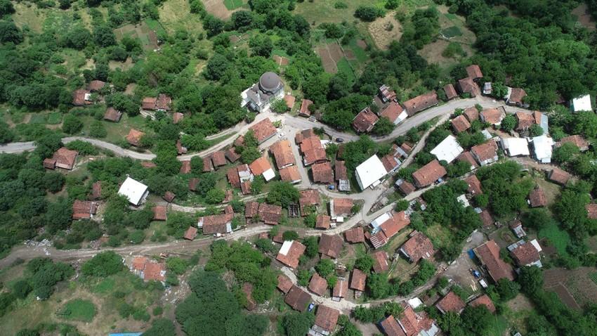Bursa Coronavirüs Vakası Olmayan Köy 1