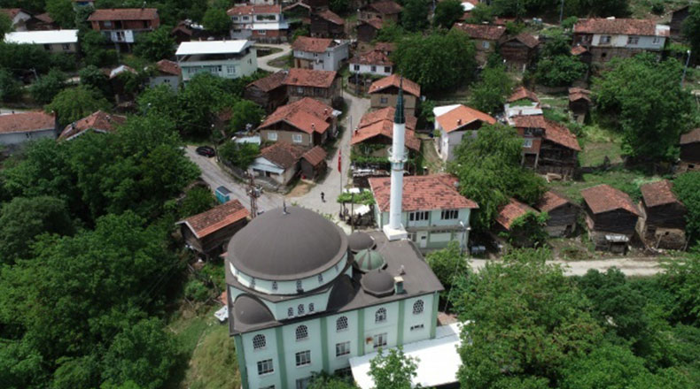 Bursa Coronavirüs Vakası Olmayan Köy 2