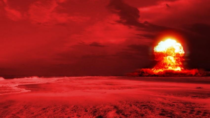 nükleer patlama korkusu