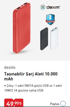 dexim-tasinabilir-sarj-aleti-10000-mah
