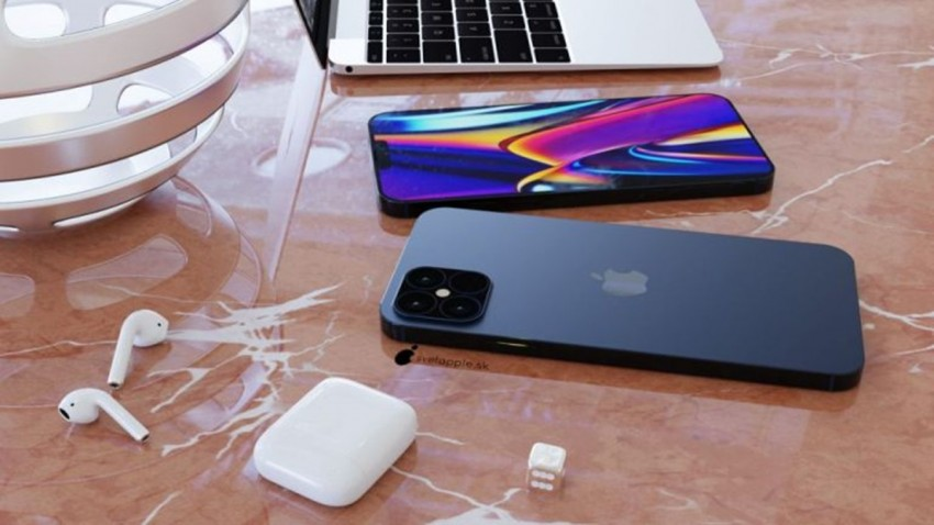 Apple iPhone 12 Konsept Tasarımı ile Karşınızda! -2