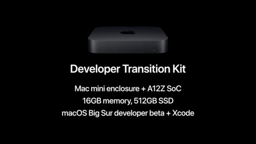 Mac Mini Developer Transition Kit Benchmark Skoru -2