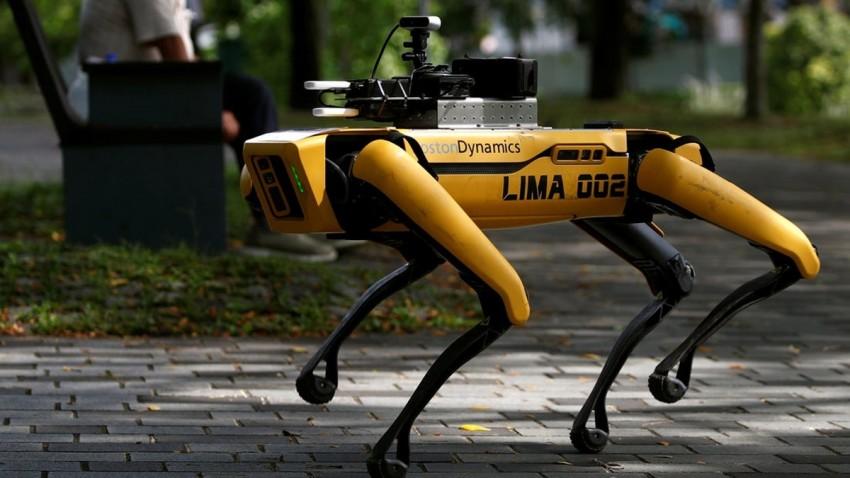 Boston Dynamics Spot Satışa Sunuldu! İşte Dudak Uçuklatan Fiyatı -1