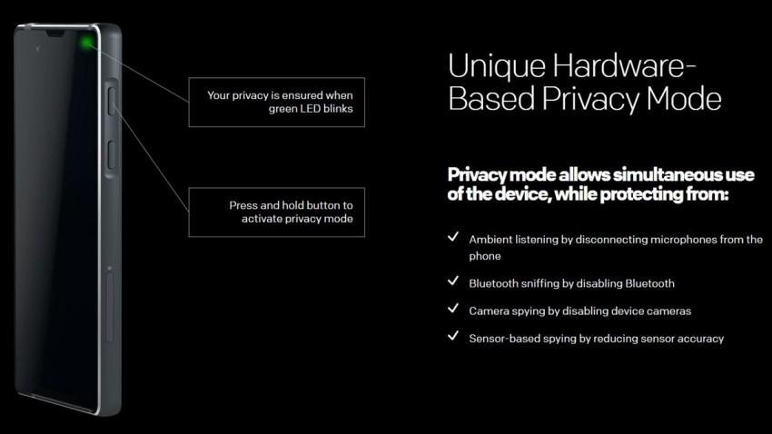 Dünyanın En Güvenli Akıllı Telefonu Satışa Sunuldu -2