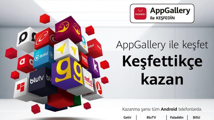 Huawei AppGallery Keşfettikçe Kazandırıyor -2
