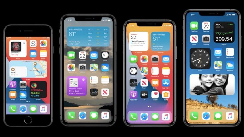 iOS 14 Varsayılan Uygulama Ayarı ile Geliyor -1