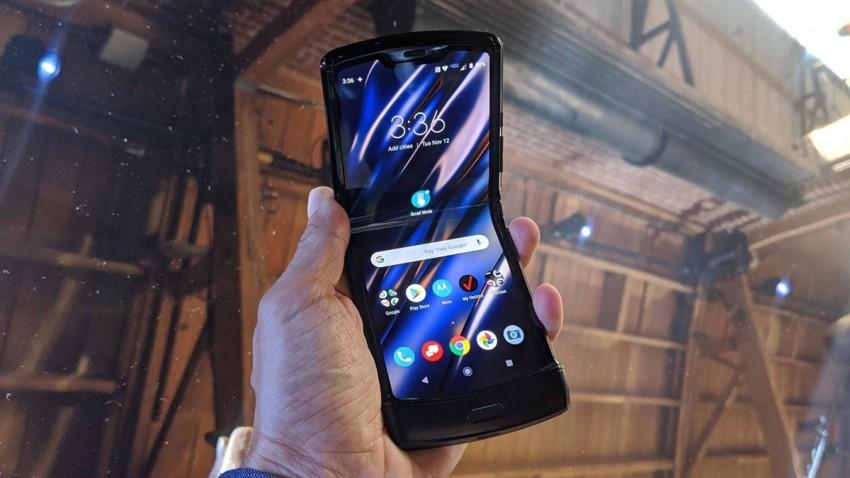 Motorola Razr 2 Özellikleri Sızdırıldı