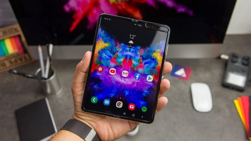 Samsung Galaxy Fold 2 Stok Sorunları Yaşayabilir -1
