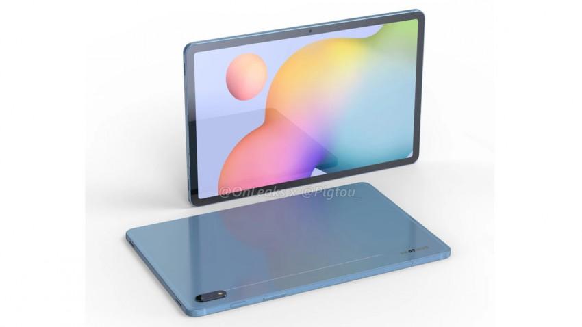 Samsung Galaxy Tab S7 Tasarımı Sızdırıldı -2