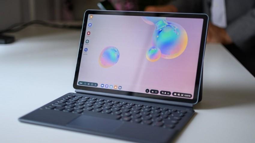 Samsung Galaxy Tab S7 Tasarımı Sızdırıldı -1