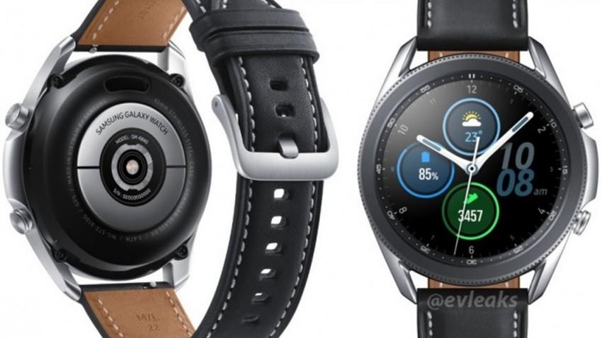 Samsung Galaxy Watch 3 Tasarımı En Net Hali ile Karşınızda! -2