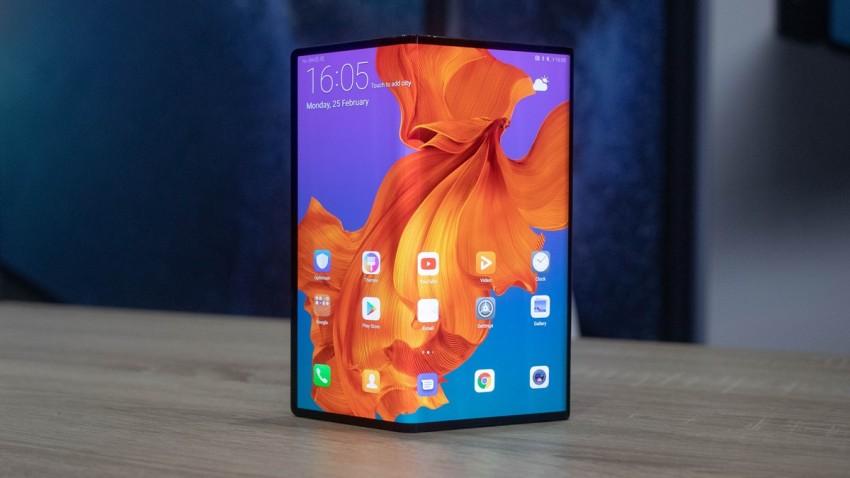 Ultra Thin Glass Katlanabilir Telefon Modellerine Yön Verecek -1