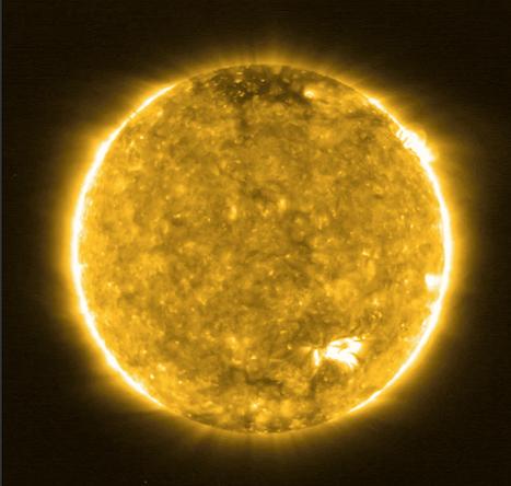 Güneş'in En Yakın Resimleri Yayınlandı