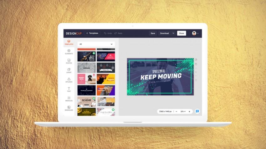 DesignCap ile Kolayca İlgi Çekici Görseller Hazırlayın -2