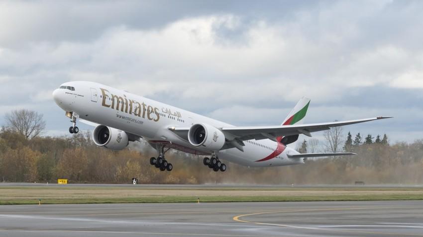 Emirates'in Covid-19 Açıklaması
