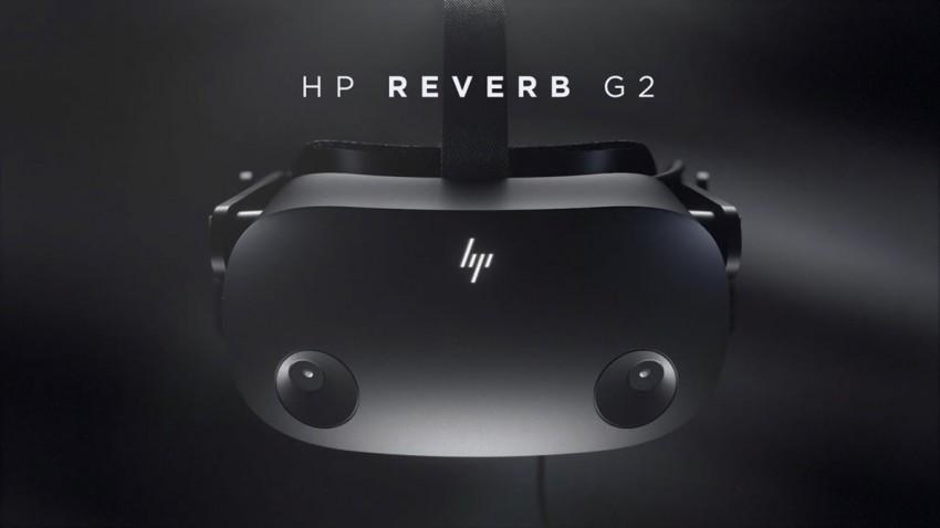 HP Reverb G2 Sanal Gerçeklik Gözlüğü Ülkemizde! -2